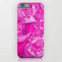 iPhone & iPod Case featuring Pretty N Pink by Christy Leigh