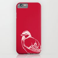 iPhone & iPod Case featuring Merry Christmas by Created Crafted Found