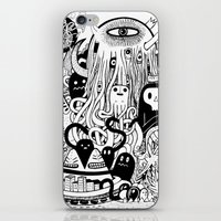 Big Garden  iPhone & iPod Skin