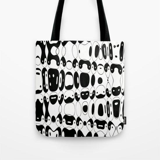 Yin Yang mix (w) Tote Bag