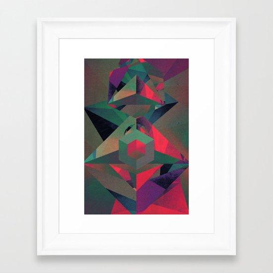 aryx Framed Art Print