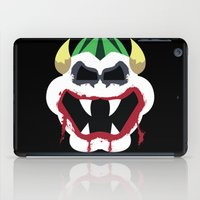Joke's On You Bowser iPad Case