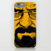 breaking bad iPhone & iPod Cases featuring Breaking Bad by The Art Warriors