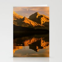 Day to Night Stationery Cards