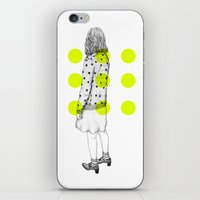 look the other way  iPhone & iPod Skin