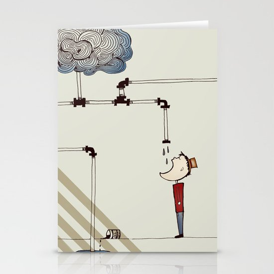 cycle Stationery Card