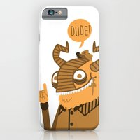 Monster Trucker iPhone 6 Slim Case