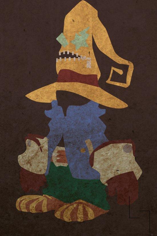 Vivi Canvas Print