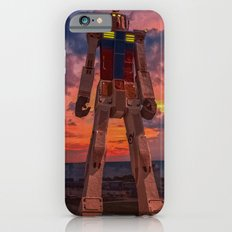 gundam for kids iPhone 6 Slim Case