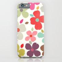 iPhone & iPod Case featuring Dogwood 2 by Garima Dhawan