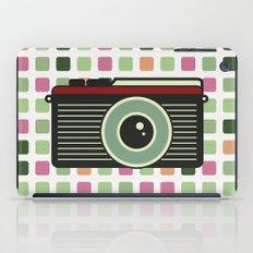 Retro Camera iPad Case