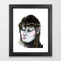 Silus Framed Art Print