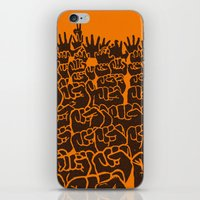 Overcome iPhone & iPod Skin