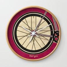 Single Speed Bicycle Wall Clock