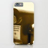 Spyglass To Land Observa… iPhone 6 Slim Case