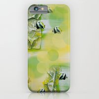 iPhone & iPod Case featuring A Dream #1 by Jasmin Bogade
