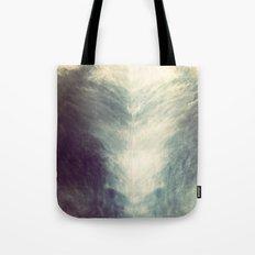 Mirrored Sky Tote Bag
