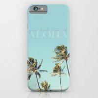 You had me at Aloha  iPhone 6 Slim Case