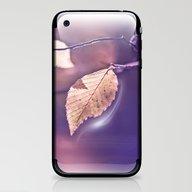 LIGHT POEM iPhone & iPod Skin