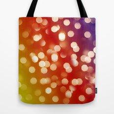 Lights & Gradients VII Tote Bag