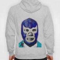 Blue Demon Hoody