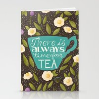 There Is Always Time For… Stationery Cards