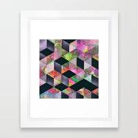 Isydyy Framed Art Print