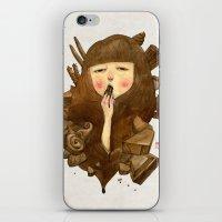 Chocoholic iPhone & iPod Skin