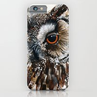 Eagle Owl iPhone 6 Slim Case