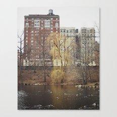 Central Park North Canvas Print