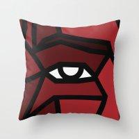 SMBB92 Throw Pillow
