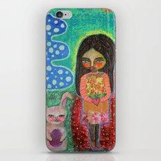 Gift Exchange iPhone & iPod Skin