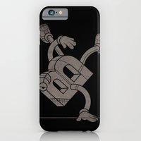 iPhone & iPod Case featuring B-Boy by Joshua Kemble