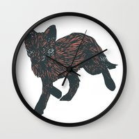 First Steps Into The New… Wall Clock