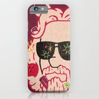iPhone & iPod Case featuring The Dude by Derek Eads