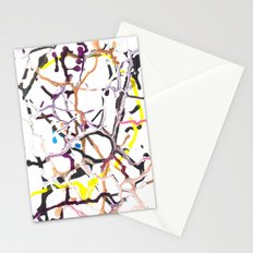 Path of Least Resistance Stationery Cards