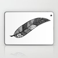 Feather 2 Laptop & iPad Skin