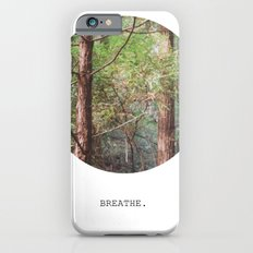 breathe. iPhone 6s Slim Case