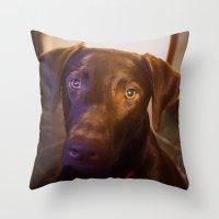 Love Ya Throw Pillow
