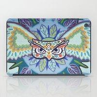 Angry Owl iPad Case