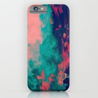 Painted Clouds IV iPhone 6 Slim Case