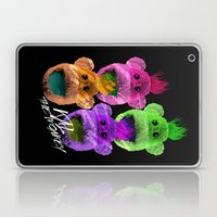 Kal The Monkey - Kal War… Laptop & iPad Skin