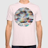 Spectral Wind Erosion Mens Fitted Tee Light Pink SMALL