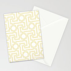 Textile Inspired Stationery Cards
