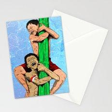 Panjat Pinang Stationery Cards