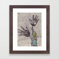 Passion Framed Art Print