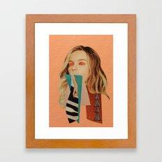 Spawn's Natas Framed Art Print