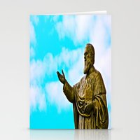 Saint Vinnie Stationery Cards