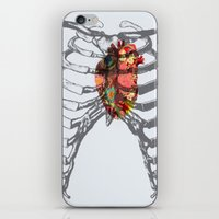 Ribcage iPhone & iPod Skin
