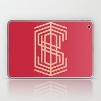 Cisko Mixed Letter Laptop & iPad Skin